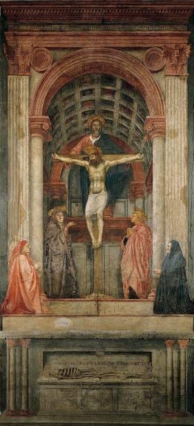 Holy Trinity (Masaccio)